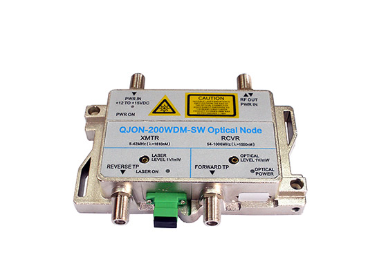QJON-200WDM-SW Optical Node