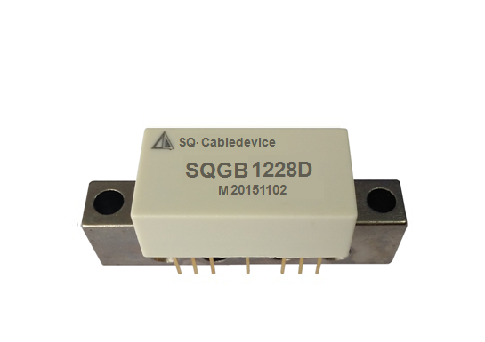 SQGB12XXD Series 1.2GHz Gain Block